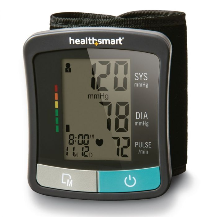 HealthSmart Standard Series Digital Upper Arm Blood Pressure Monitor