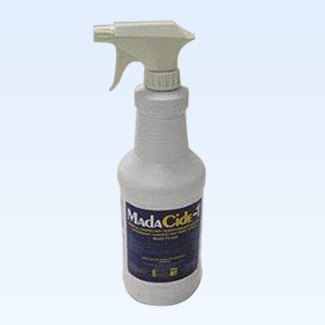 Madacide-1 disinfectant alcohol free 32oz spray