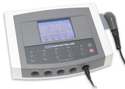 Sonicator 940 Plus, 4-channel with 1&3MHz ultrasound