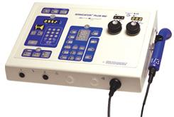 Sonicator Plus 992, 2-channel with 1&3MHz ultrasound