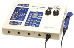 Sonicator Plus 994, 4-channel with 1&3MHz ultrasound