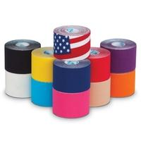 MuscleAidTape Bulk Roll (Red)