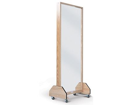 Portable Single Mirror