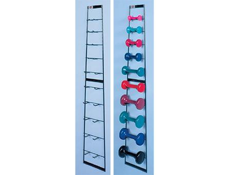 Economy Wall Dumbbell Rack