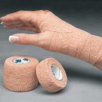 Coban Self-Adherent Elastic Wrap, Beige, 5 yd. (4.6m) 3 inches (7.6cm) (24)