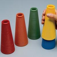 Economy Stacking Cones, Pack of 30