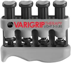 VariGrip Therapy Hand Exercisers Red