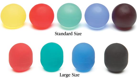 TheraBand Hand Exercisers - Standard - Medium (Green)