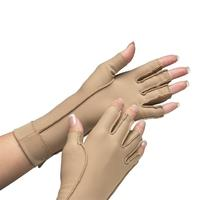Isotoner Therapeutic Gloves - Open Finger - Large - 7 1/2 in. to 8 1/2 in. (19 to 22cm)