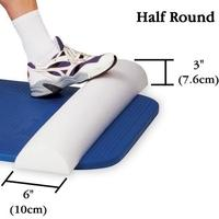 Half-Round Foam Roll 12 in. (30cm)