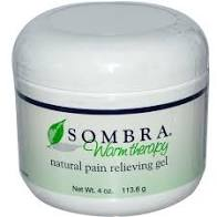 Sombra Original Warm Therapy, 4-oz. Jar