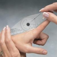 Universal Finger Goniometer