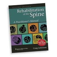 Rehabilitation of the Spine (2nd Edition)