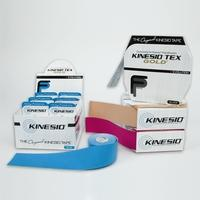 "Kinesio Gold FP Beige 1"" (2.5cm) 16.4' (5m) Box of 12"