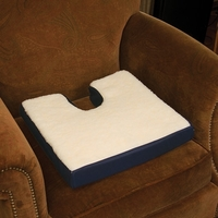 Coccyx Gel-Seat Cushions 16 x18 x 3 Inches