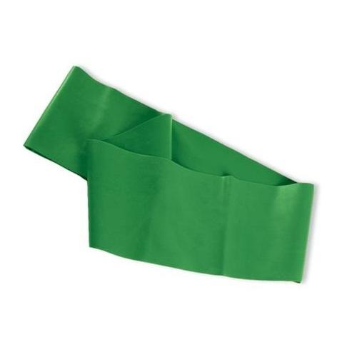 Rainbow Latex-Free Exercise Band – Green - LVL 3 Heavy - Individual