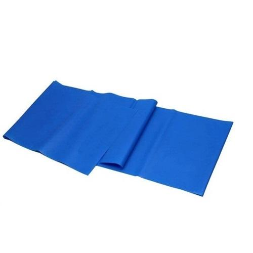 Rainbow Latex-Free Exercise Band – Blue - LVL 4 Extra Heavy - Individual