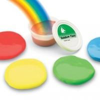 Rainbow Putty Medium-Soft, Red, 4 oz. (113g)