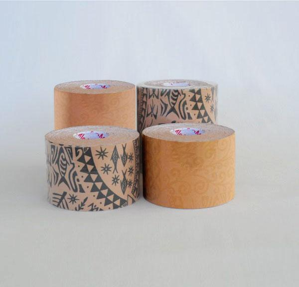 Dynamic Tape - Single Roll - 3 in. x 16.4 ft. (Black Tattoo)
