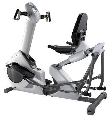 PhysioCycle RXT- Elliptical/Stepper/UBE
