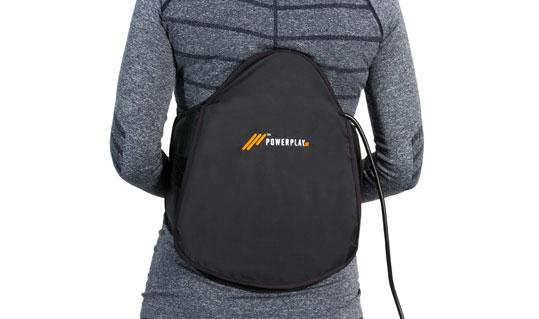 PowerPlay Back Wrap - Long With Side Panels