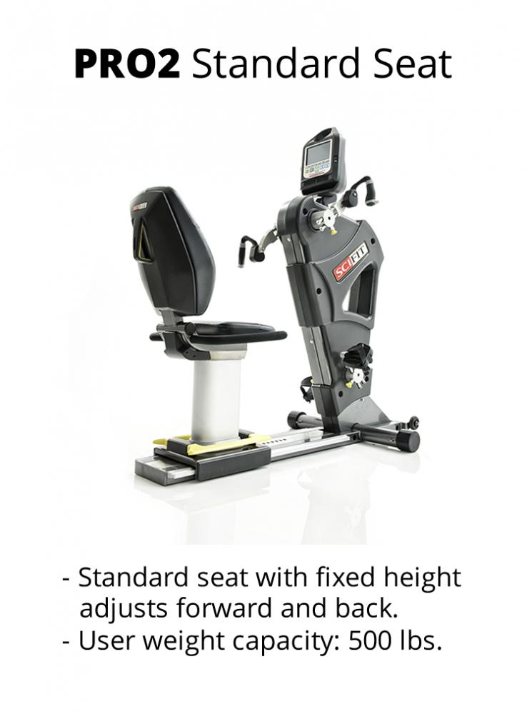 Sci-Fit PRO 2 Total body - adjustable cranks - standard seat