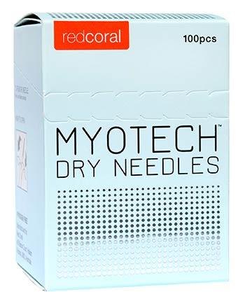 Myotech Pain Free Dry Needles 0.40 X 100mm, Box/100
