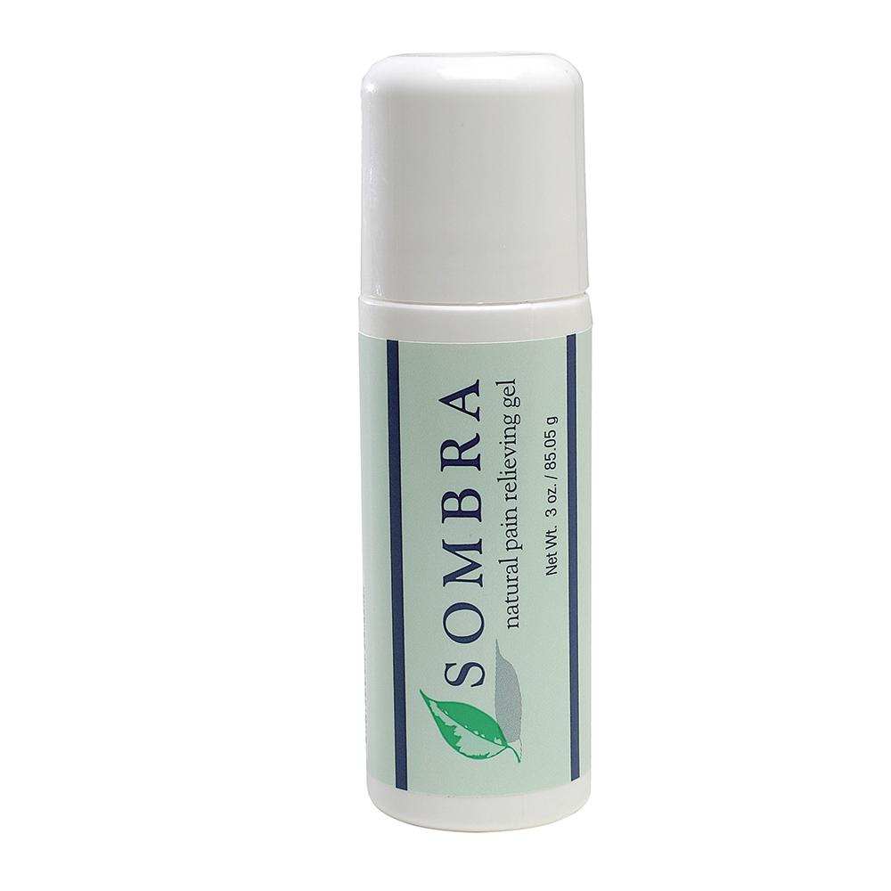 Sombra Warm Therapy Natural Pain Relieving Gel 3 oz.