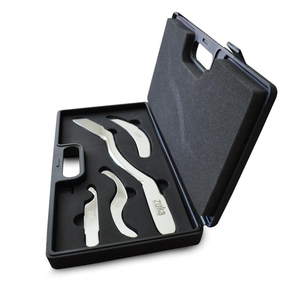 Zuka Tool Set with Hard Plastic Carry Case