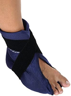 Elasto-Gel Hot & Cold Foot & Ankle Wrap + Free Shipping