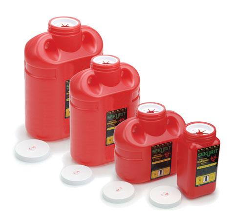 Stericycle Sharps Disposal by Mail Stericycle 3 gal