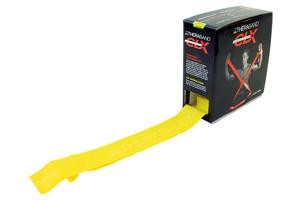 Theraband CLX, Bulk 25 yds, Red