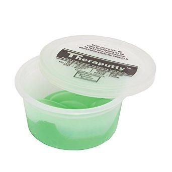 Hand Therapy Putty, Green, medium, 3 oz.
