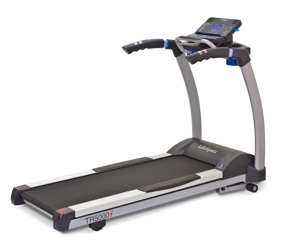 TR5000i Treadmill Lifespan