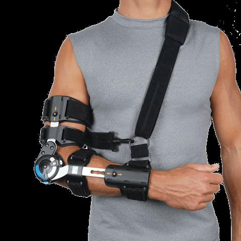 Innovator X Post-Op Elbow Brace Right