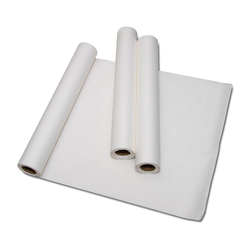 "Bodymed Premium Exam Table Paper, 21"" x 125' Crepe"
