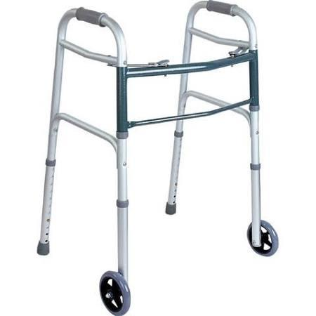 BodyMed 2 Button Folding Walker