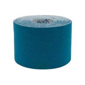 "Body Sport Physio Tape, 2"" X 5 1/2 Yds, Blue, Latex Free, Water Resistant"