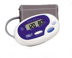 Blood Pressure & Pulse Oximeter