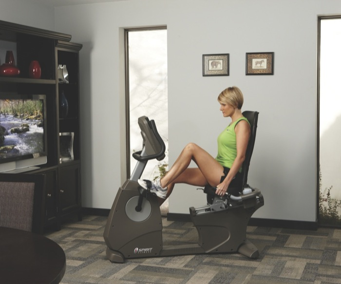 Recumbent & Upright Bikes