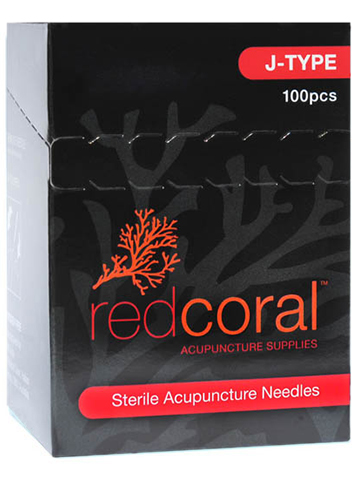 Red Coral J-Type Needles