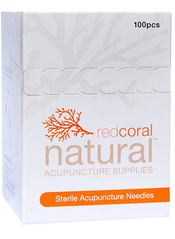 Red Coral Natural Needles